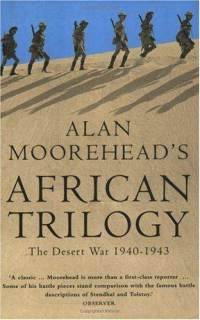 cover of African Trilogy