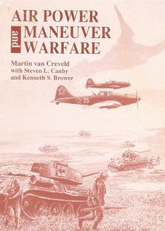 Air Power and Maneuver Warfare