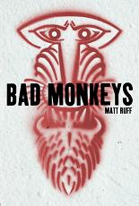 Cover of Bad Monkeys