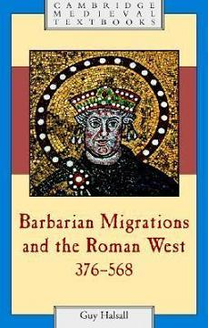 Cover of Barbarian Migrations and the Roman West