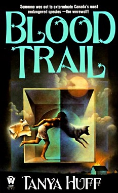 Cover of Blood Trail