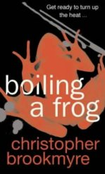 Cover of Boiling a Frog