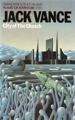 Cover of City of the Chasch
