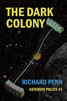 Cover of The Dark Colony