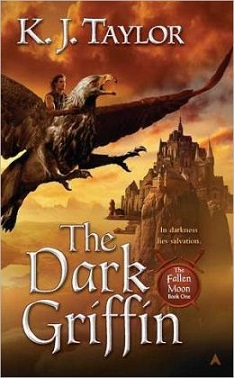 Cover of The Dark Griffin