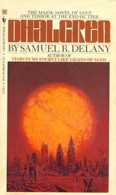 Cover of Dhalgren