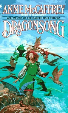 Cover of Dragonsong