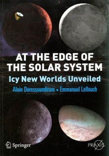 Cover of At the Edge of the Solar System