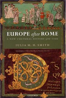 Cover of Europe after Rome