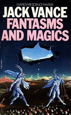 Cover of Fantasms and Magic