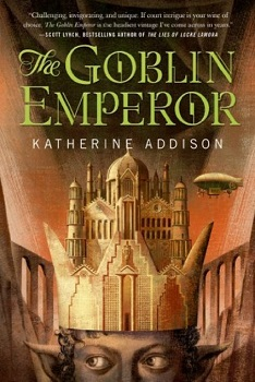 Cover of The Goblin Emperor