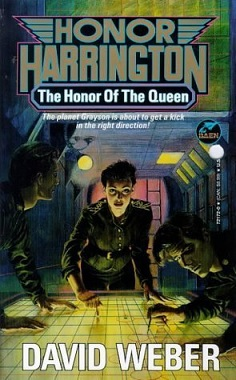 Cover of The Honor of the Queen