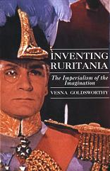 Cover of Inventing Ruritania
