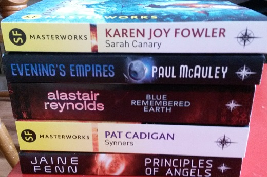 Books from Gollancz