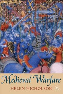 Cover of Medieval Warfare