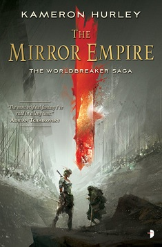 Cover of The Mirror Empire