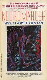 Cover of Neuromancer