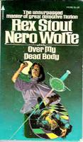 Cover of the 1972 edition of Over My Dead Body
