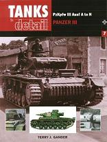 Cover of Tanks in Detail - Panzer 3