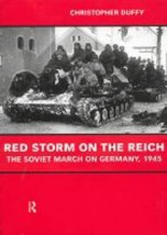 Cover of Red Storm on the Reich