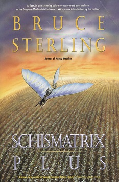 Cover of Schismatrix Plus