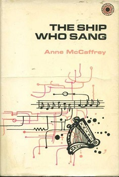 Cover of The Ship Who Sang