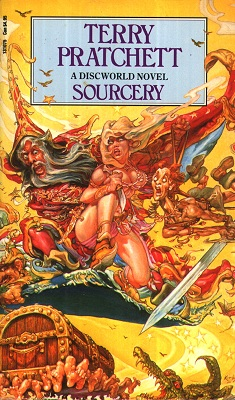 Cover of Sourcery