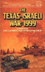Cover of The Texas Israeli War