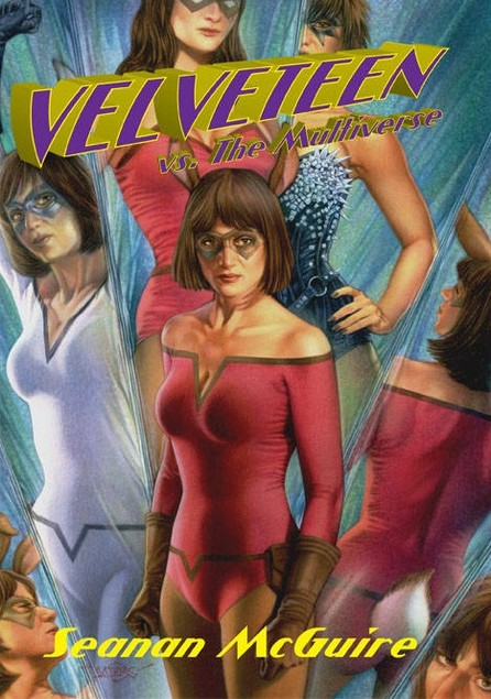 Cover of Velveteen vs the Multiverse