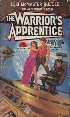 Cover of The Warrior's Apprentice