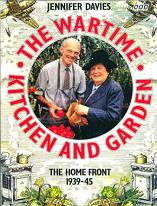 Cover of The Wartime Kitchen and Garden