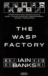 Cover of The Wasp Factory