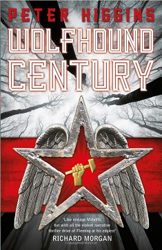 Cover of Wolfhound Century