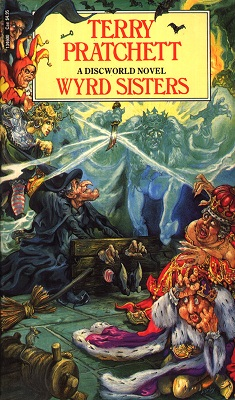 Cover of Wyrd Sisters