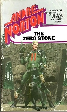 Cover of The Zero Stone