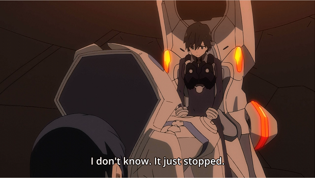 Darling in the Franxx: Hiro needs to be dominated