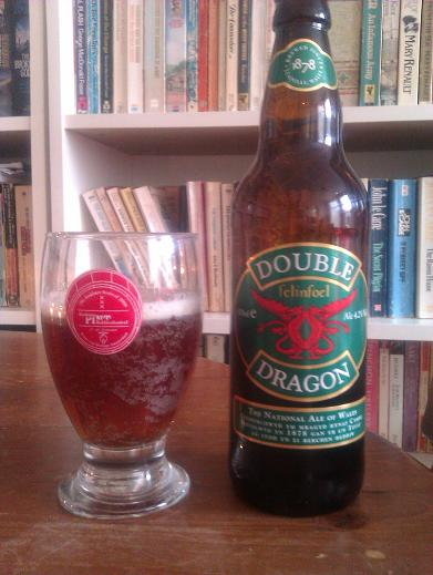 Double Dragon Welsh ale