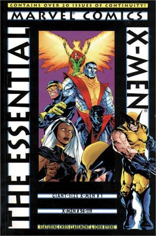 cover of Essential Essential X-Men Vol. 1