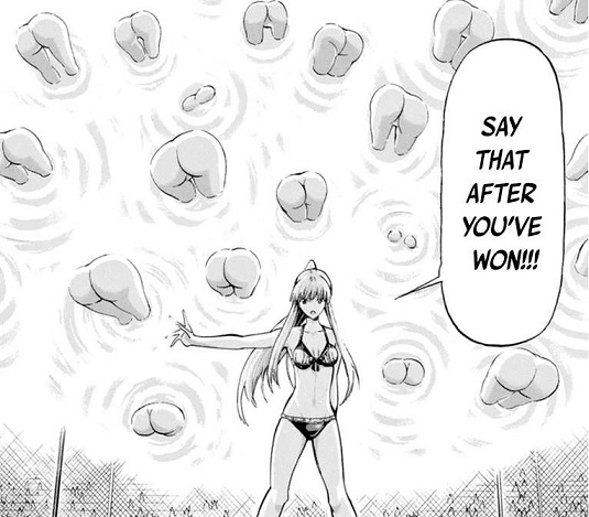 Keijo!!!!!!!! unlimited ass works