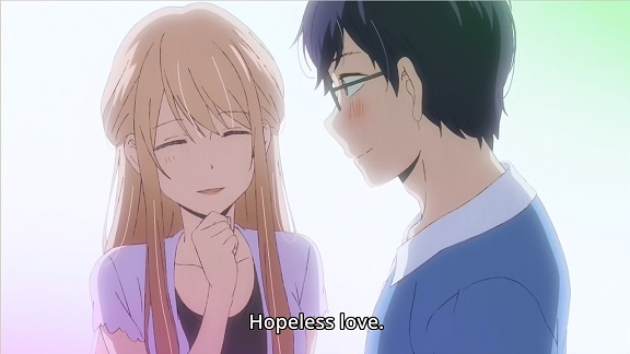 Kuze no Honkai: hopeless love