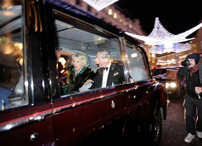 Charles and Camilla shocked at public anger aimed at them