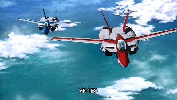 Macross Delta: The VF1 is the B-52 of the Macrossverse