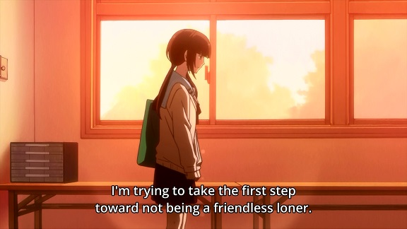 reLIFE: the first step to not being a friendless loser