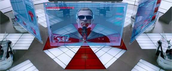 Big Wesker is watching you