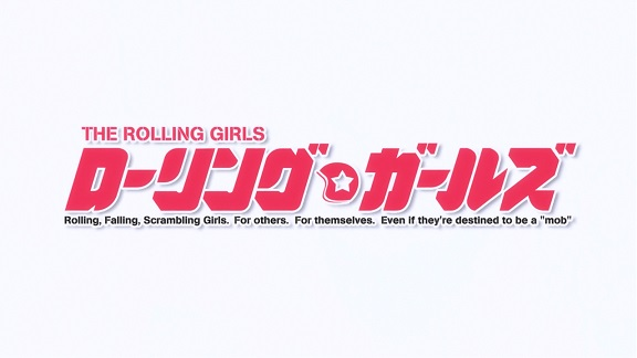 Rolling, Falling, Scrambling Girls. For others. For themselves. Even if they're destined to be a mob