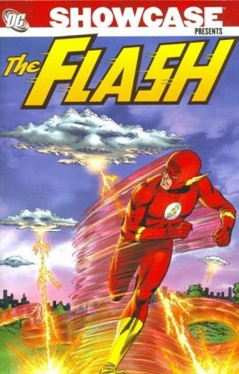 cover of Showcase Presents: The Flash Volume One
