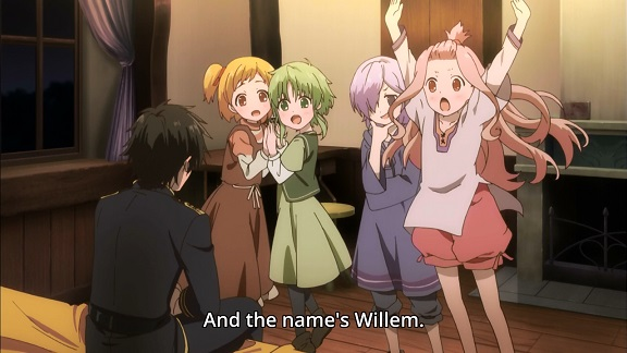 SukaSuka: Willem is not a heroic name
