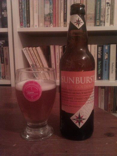 Sunburst Golden Ale
