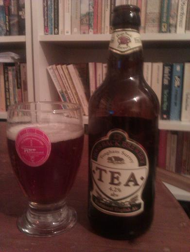 T.E.A. - Traditional English Ale